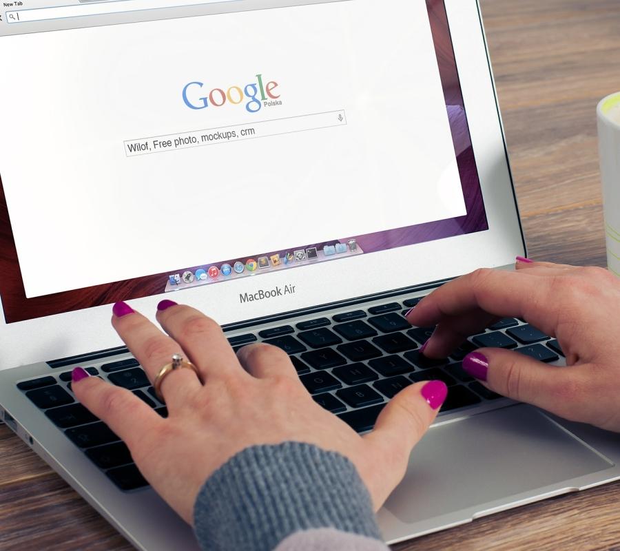 Reklāma Google meklēšanas sistēmā