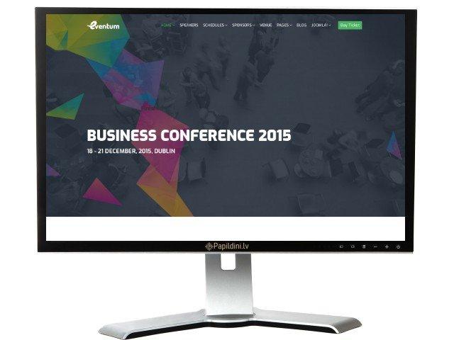 Mājas lapas izstrāde uzņēmumam, dizains № 78