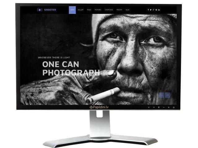 Mājas lapas izstrāde uzņēmumam, dizains № 90
