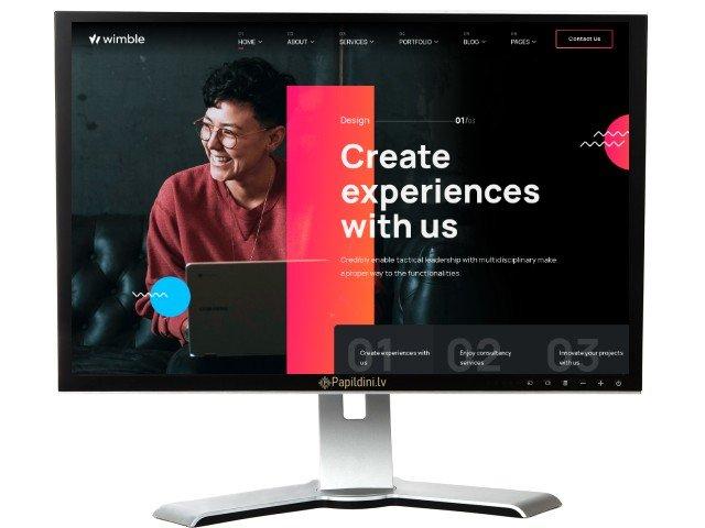 Разработка сайта для бизнеса, веб дизайн № 12